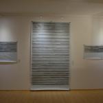 Libor Novotný: Neorauš, pohled do instalace výstavy (foto: archiv galerie)