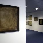 Vendula Chalánková a Marian Palla: Vystřihli co nejpečlivěji, pohled do instalace výstavy (foto: archiv galerie)