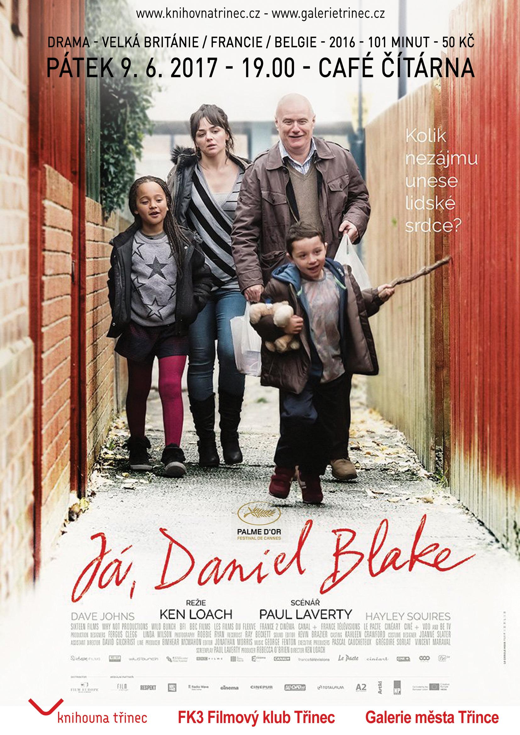 FK3: Já Daniel Blake