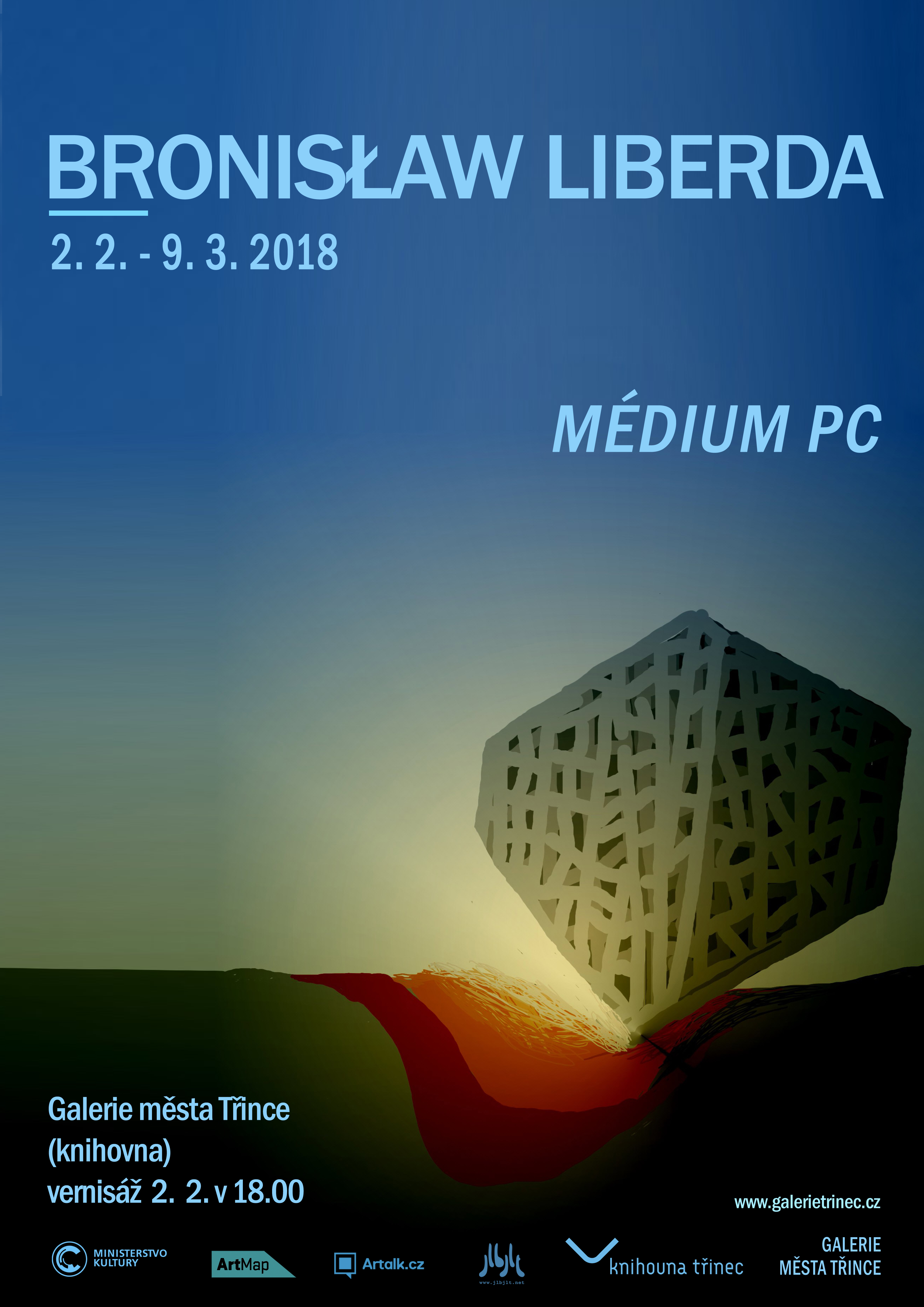 Bronisław Liberda: Médium PC