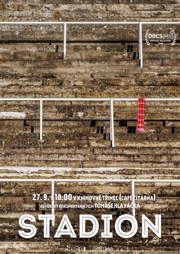 """Promítání dokumentárního filmu """"Stadion"""""""