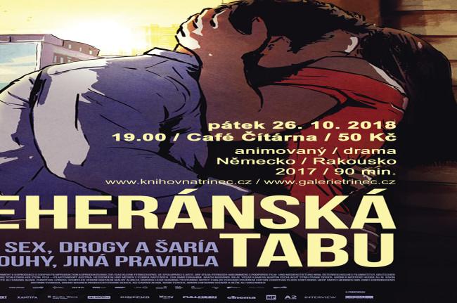 FK3 / TEHERÁNSKÁ TABU
