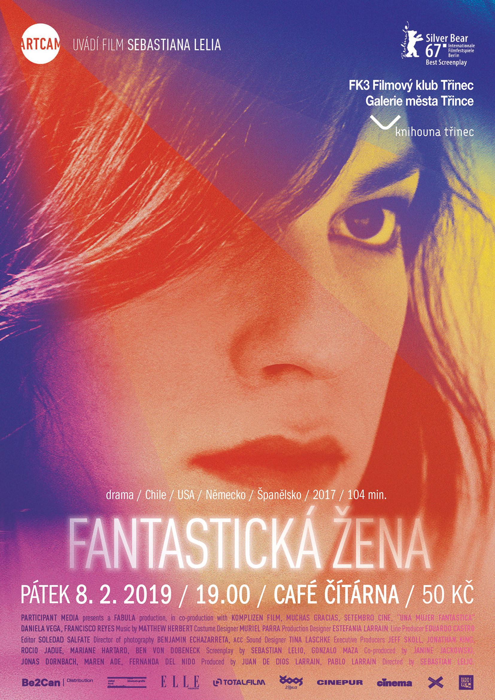 Fantastická žena / FK3