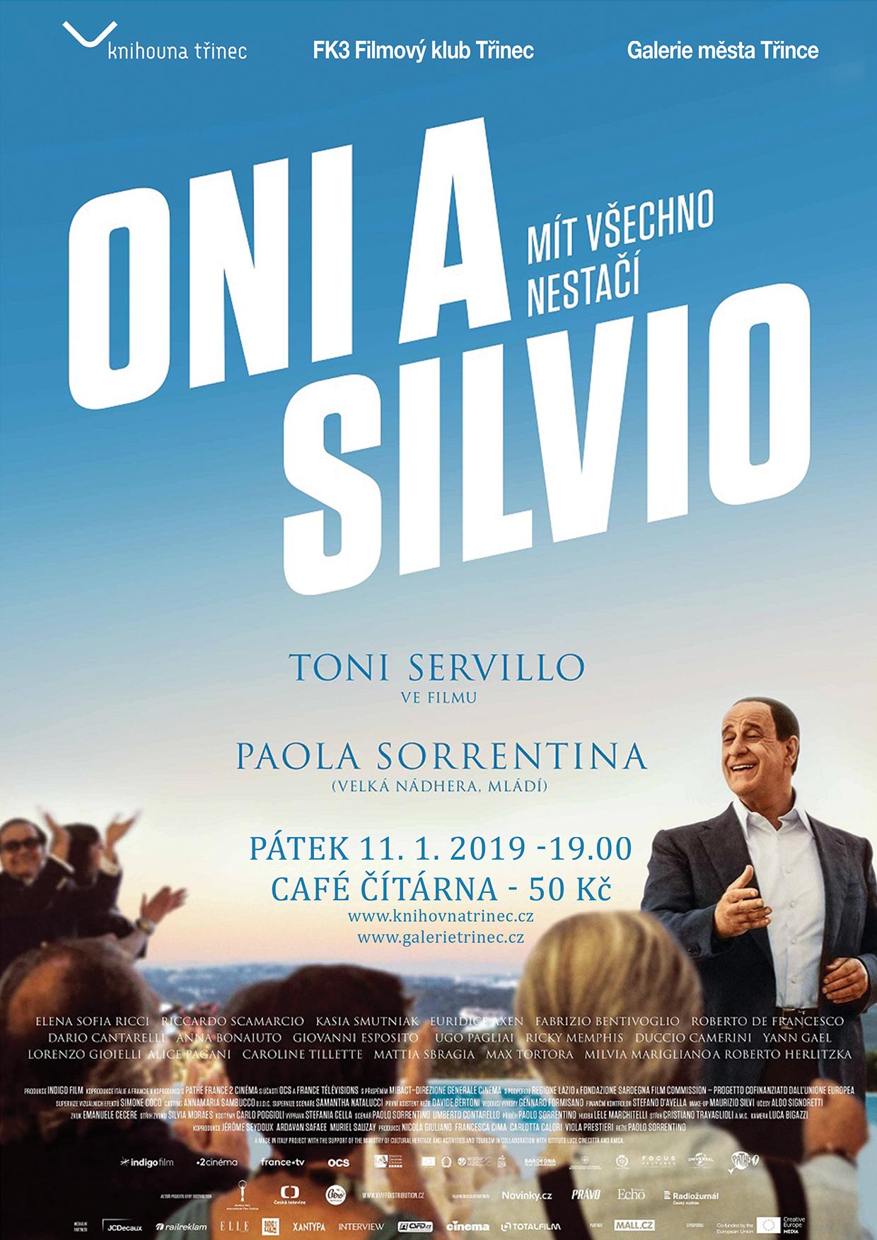 FK3 / Oni a Silvio