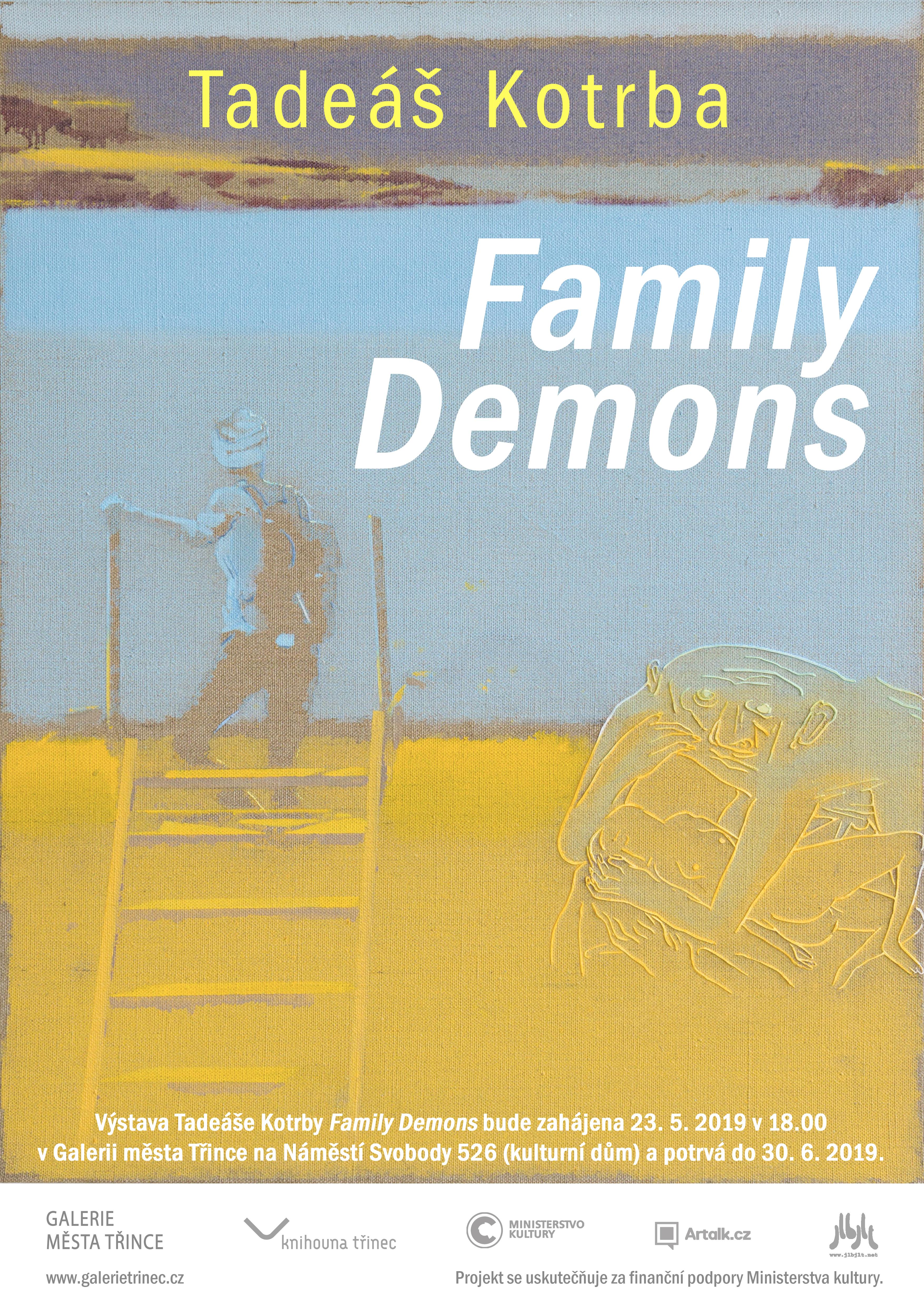 Tadeáš Kotrba: Family Demons