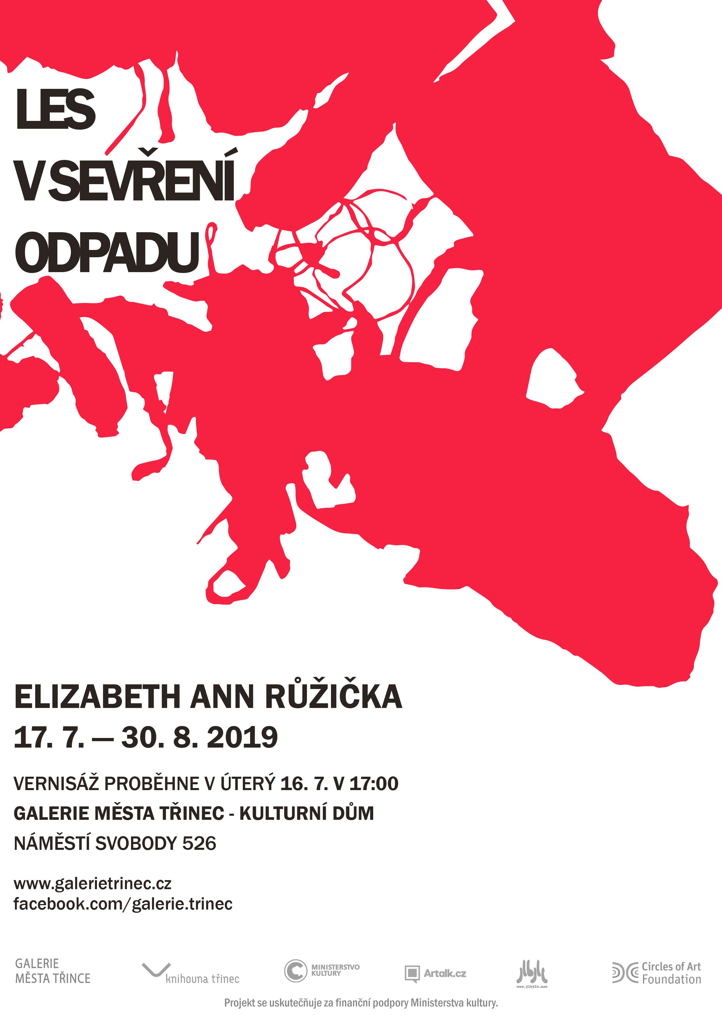 Elizabeth Ann Růžička: Les v sevření odpadů