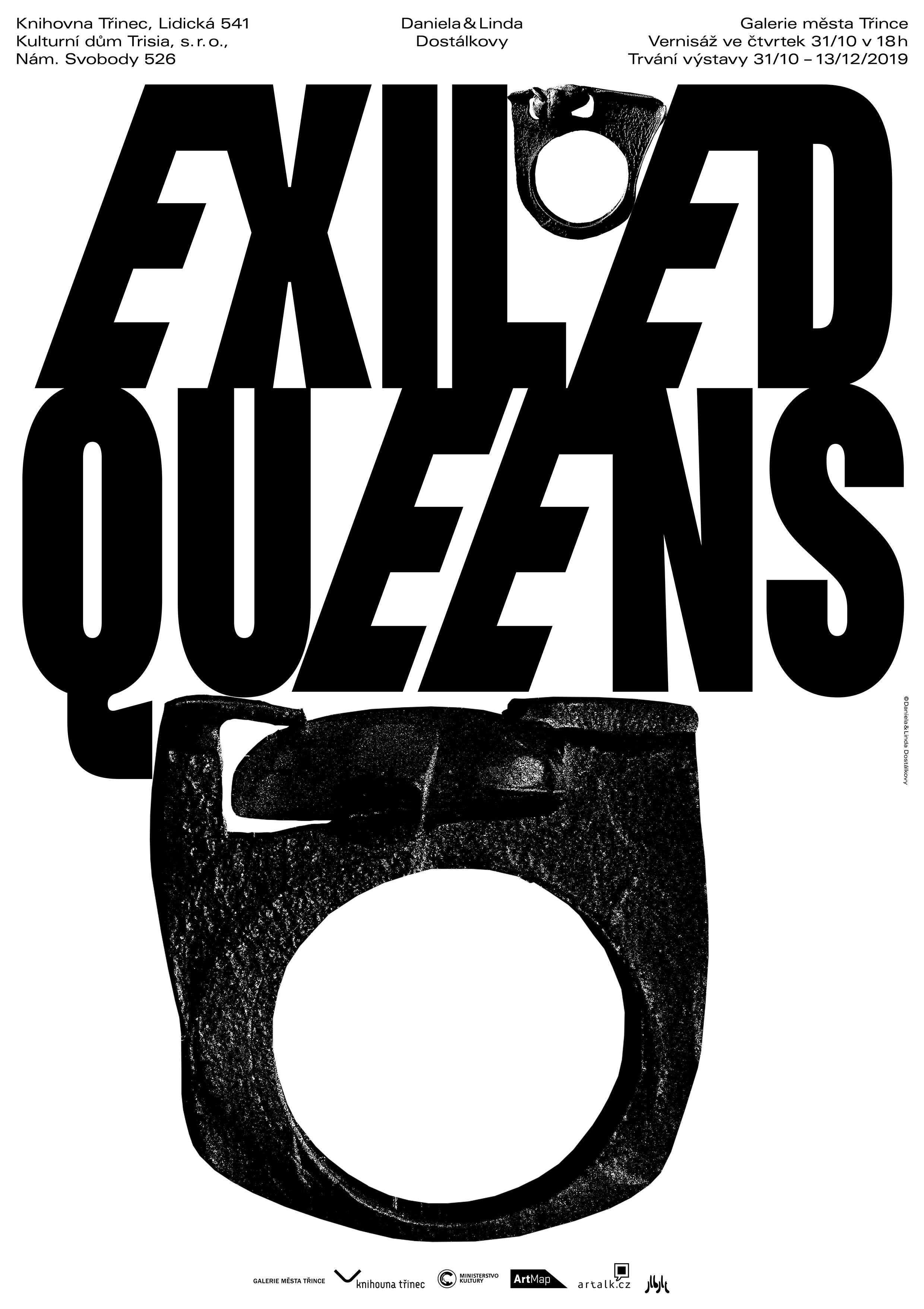 Daniela a Linda Dostálkovy: Exiled Queens