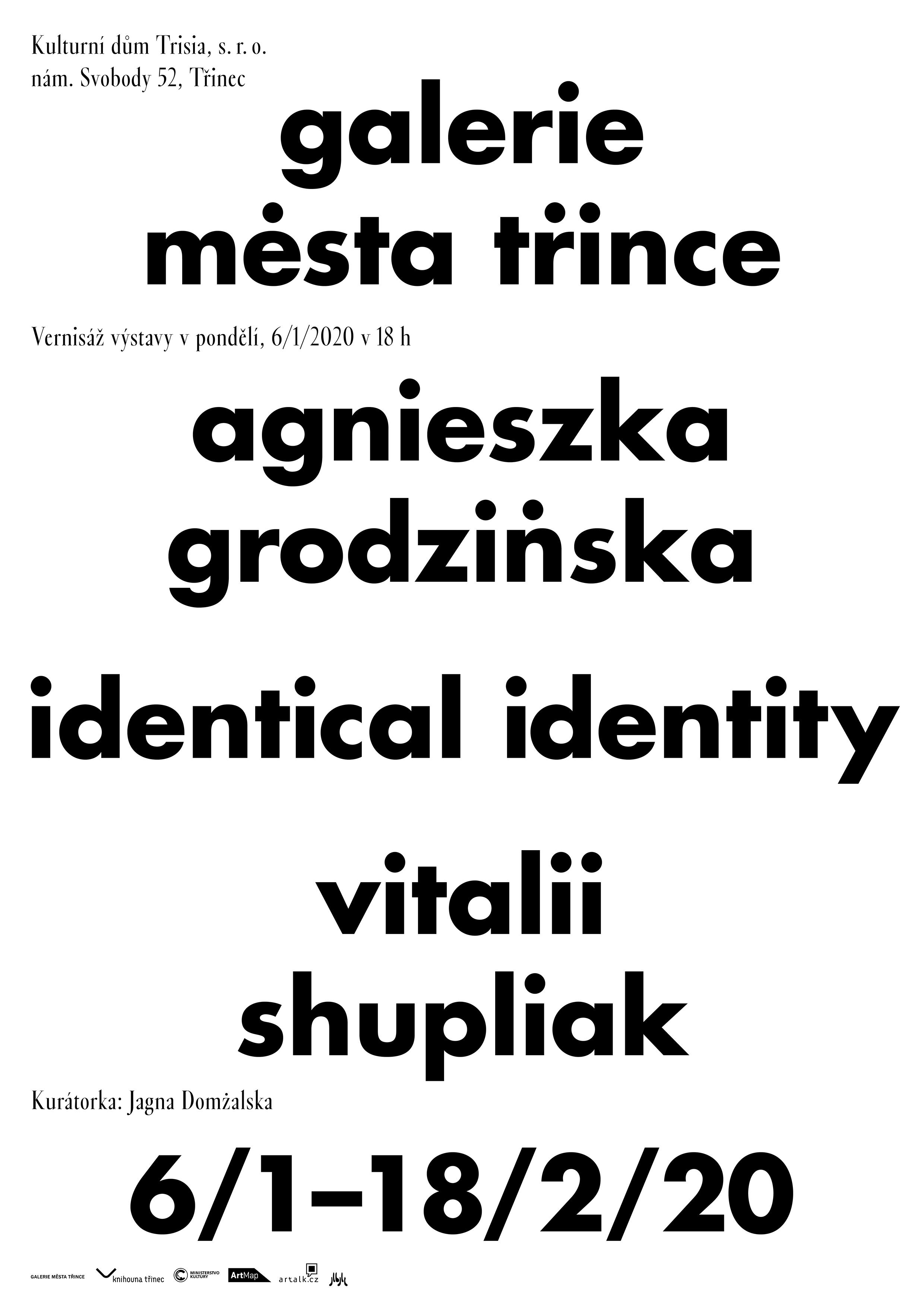 Agnieszka Grodzińska a Vitalii Shupliak